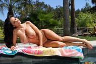 Busty Milf Ava Addams in Bikini - pics 14