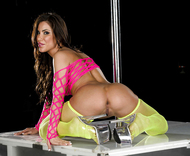 Aleksa Nicole Hot Strip-Dancer - pics 13