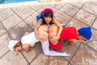 Krissy Lynn Nikki Delano 4some - pics 07