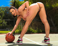 Kendra Lust in Double Dribble - pics 10