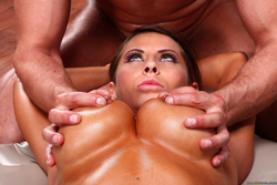 Busty Madison Ivy Naughty Nuru - pics 15