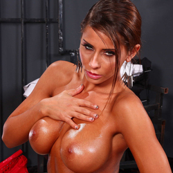 Pornstar Madison Ivy Naughty Nuru - pics 01