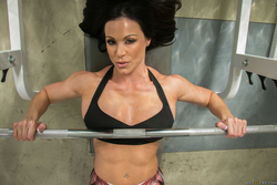 Kendra Lust Going Deep at the Gym - pics 12