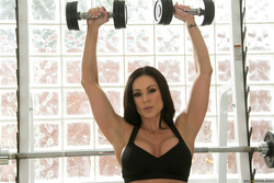 Kendra Lust Going Deep at the Gym - pics 13