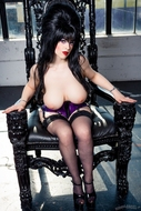 Vamp with Big Natural Boobies - pics 10