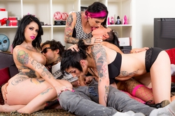 Joanna Angel, Lily Lane, Nikki Hearts - pics 03