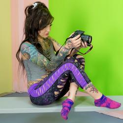 Tattooed Babe Kelsi Lynn Banging - pics 00