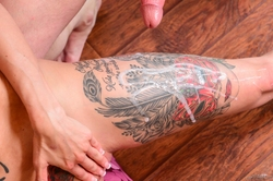 Tattooed Pornstar Anna Bell Peaks - pics 12