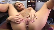 Killer Blonde Casting Couch Porn - pics 00