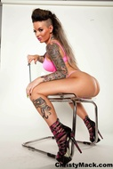 Christy Mack Tattooed Goddess - pics 14