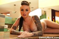 Christy Mack Tattooed Pornstar - pics 04