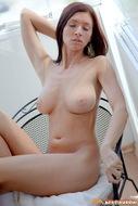 Natural Busty Beauty Nude Pics - pics 13