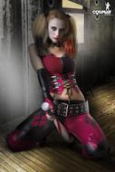 Harley Quinn from Arkham City - pics 09