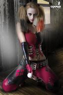 Harley Quinn from Arkham City - pics 10