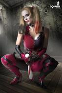 Harley Quinn from Arkham City - pics 11