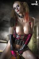 Harley Quinn from Arkham City - pics 14