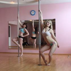 Sexy Amateur Babes Pole Dancing - pics 04