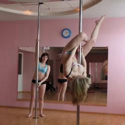 Sexy Amateur Babes Pole Dancing - pics 09