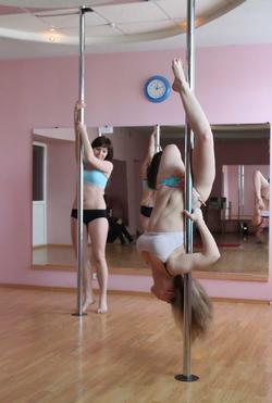 Sexy Amateur Babes Pole Dancing - pics 13