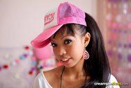 Thai Cutie Slender Stripping Hot - pics 02