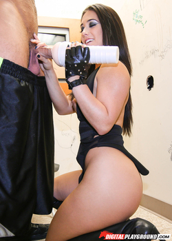 Eva Lovia - Fucking Eva's Fleshlight - pics 07