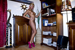 Ashley Bulgari Fucking High Heels - pics 00