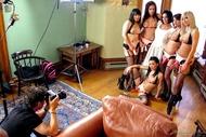 hot pornstars behind the scenes - pics 06