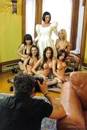 hot pornstars behind the scenes - pics 07
