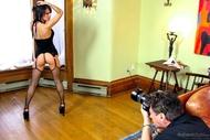 hot pornstars behind the scenes - pics 08