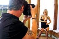hot pornstars behind the scenes - pics 09