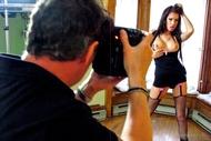 hot pornstars behind the scenes - pics 11