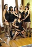 hot pornstars behind the scenes - pics 12