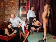 Striptease Turns Into Wild Orgy - pics 03