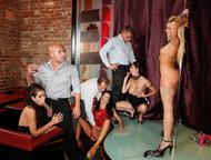 Striptease Turns Into Wild Orgy - pics 04