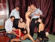 Striptease Turns Into Wild Orgy - pics 08