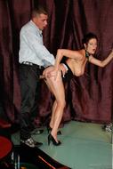 Striptease Turns Into Wild Orgy - pics 10