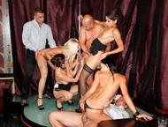 Striptease Turns Into Wild Orgy - pics 12
