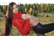 Lilu Victoria Cameltoe Leggings - pics 00