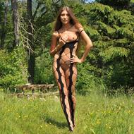 Fucking Hot Girl Body Stockings - pics 06