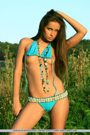 Anjelika Tight Sexy Body Outdoors - pics 02