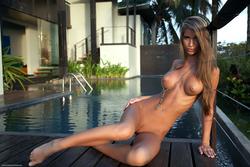 Sexy Pornstar Nessa Devil Sunset - pics 00