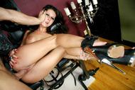 Nacho Vidal Fucking a Damn Hot Latina - pics 11