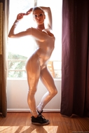 Acrobatic Lesbos in the Window - pics 05