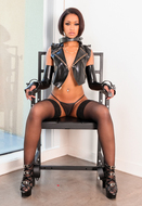 Sexy Skin Diamond Black rubber - pics 04