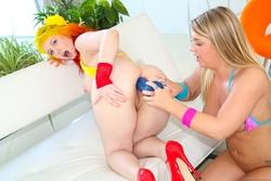 Proxy Paige Jenna Ashley 3some Sex - pics 02