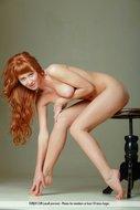 Hairy Teen Redhead Perfect Body - pics 09
