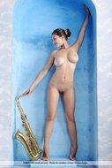 Big Titted Goddess Sofi Sax Sex - pics 00