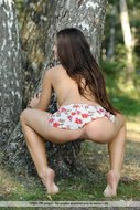 Big Boobed Sofi in the Forest - pics 07