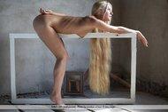 Blonde Desiree in Framed Beauty - pics 13