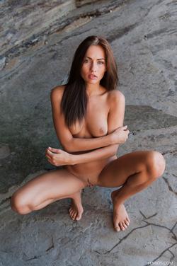 Michaela Isizzu aka Mila K Nude Pics - pics 04